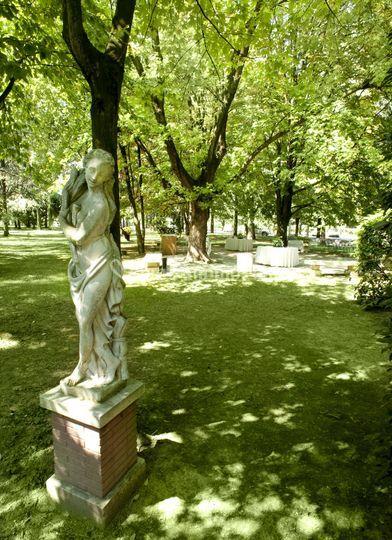 Il Parco,Particolare
