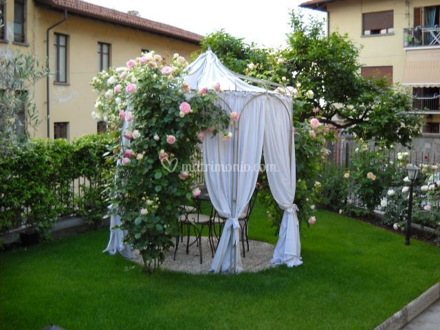 Vivai burzio eufrasia for Decorazione giardino matrimonio
