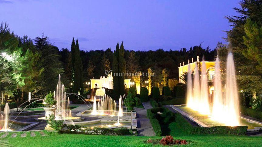 Fontane Danzanti Villa