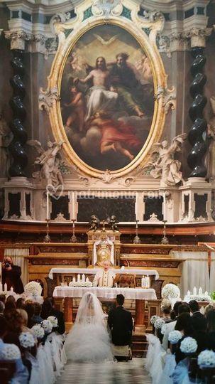 Chiesa Sante Teresa Parma