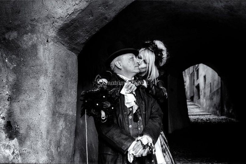 Sposi Steampunk