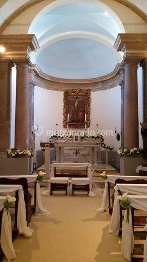 Chiesa Castello di Montignano