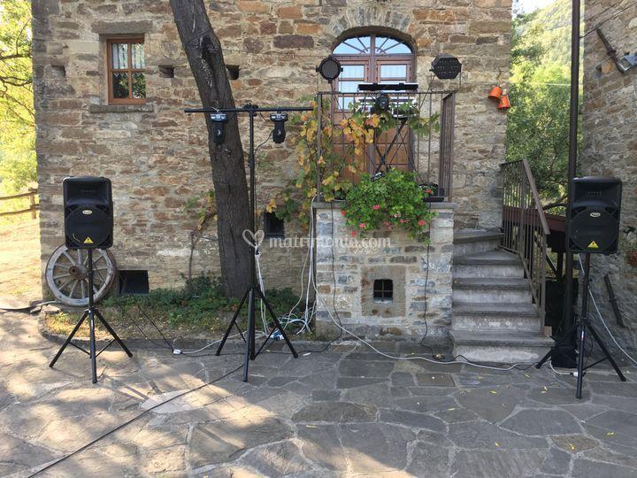 Matrimonio - Palazzo Filagni