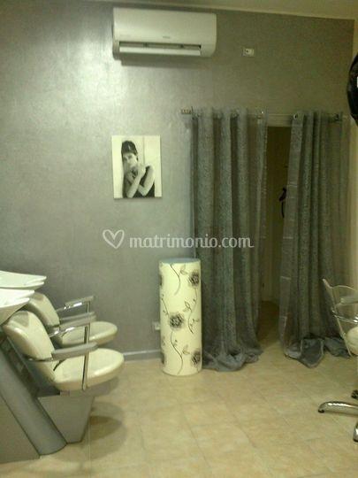 Salone per lavaggio