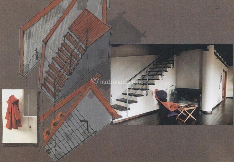 Villa valbea scala di casa da sogno foto 21 for Rivista di case da sogno