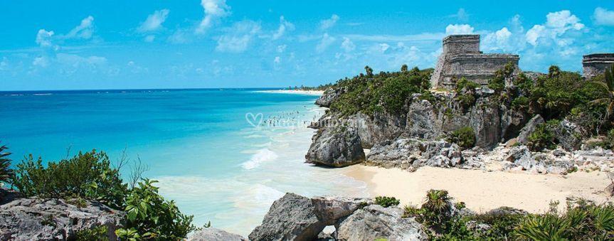 La terra dei Maya!