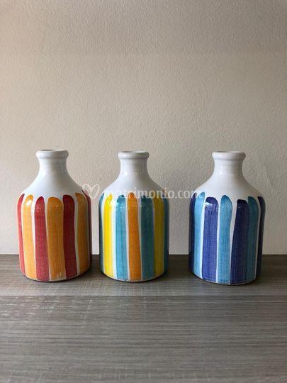Oliere multicolor