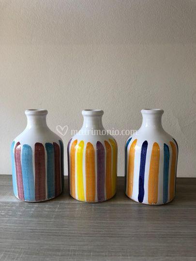Orcetto in ceramica