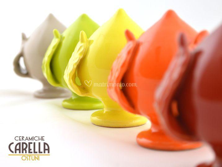Carella ceramiche e fischietti Ostuni