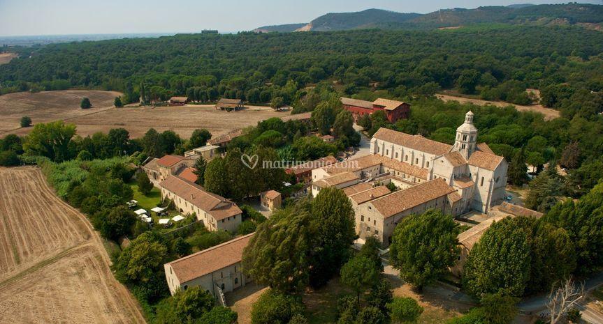 Il Borgo di Fossanova
