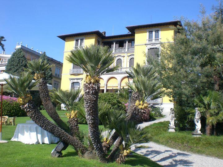 La Dama del Lago - Nozze in Villa Rusconi Clerici