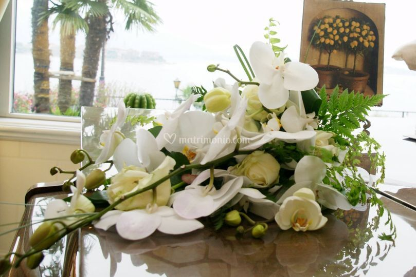 Wedding bouquet - Dama del Lago Wedding Planner & Events