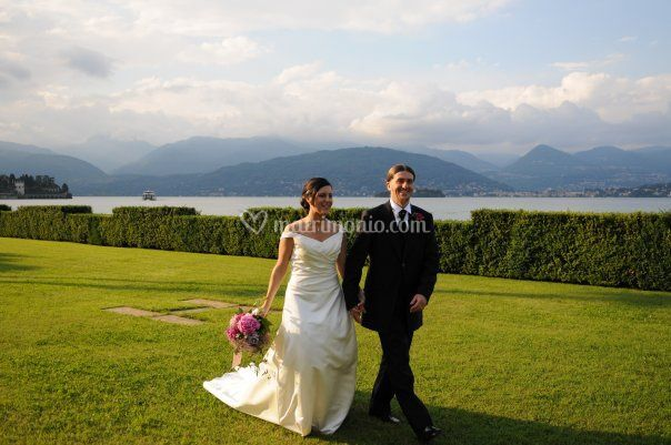 Nozze a Stresa - Dama del Lago Wedding Planner & Events