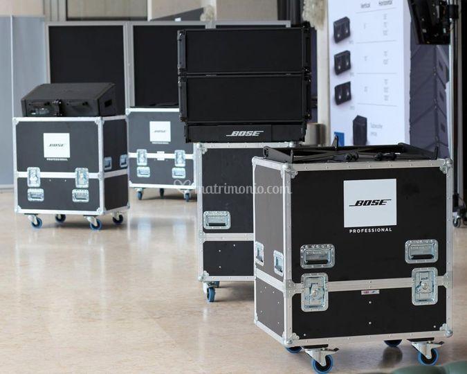 Erdyssound - Noleggio sistemi audio