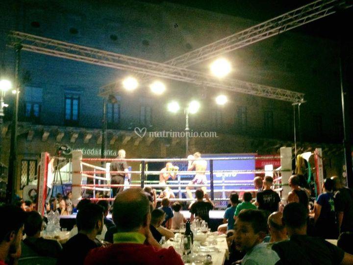 Ring fight