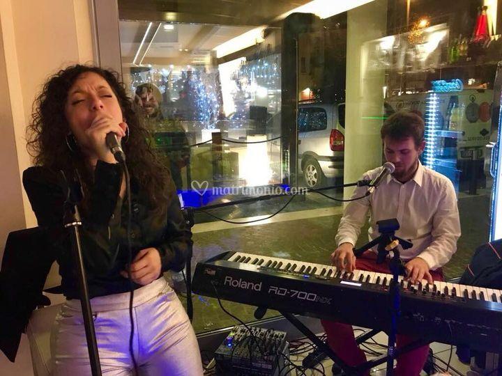 Live @ New Life Cafè, Fano