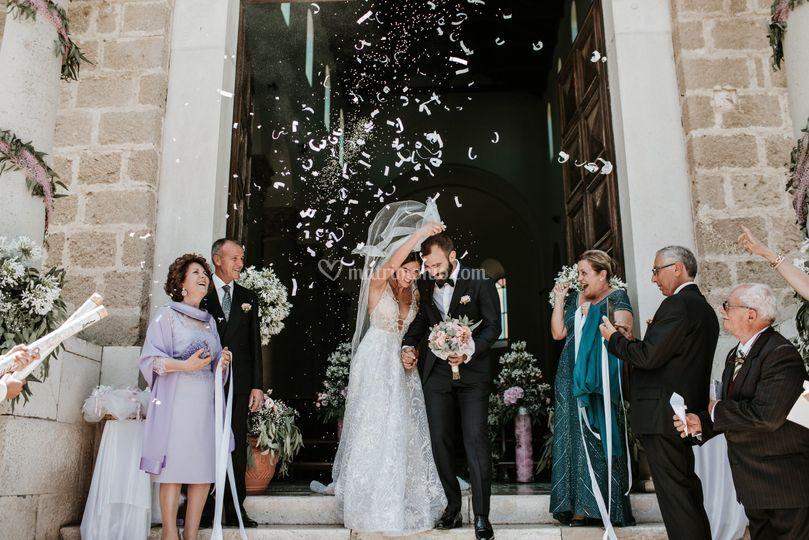 Atlas wedding stories