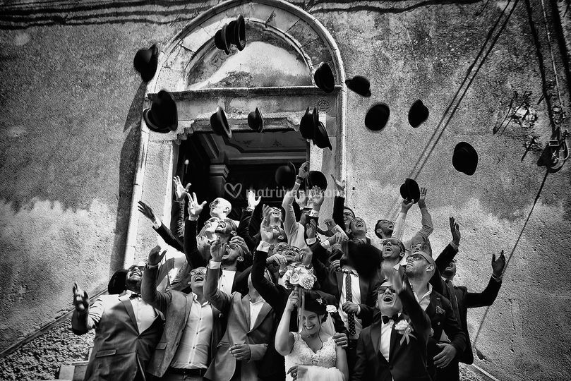 Just Married Maurizio Capobianco e Daniela Cottone Fotografi