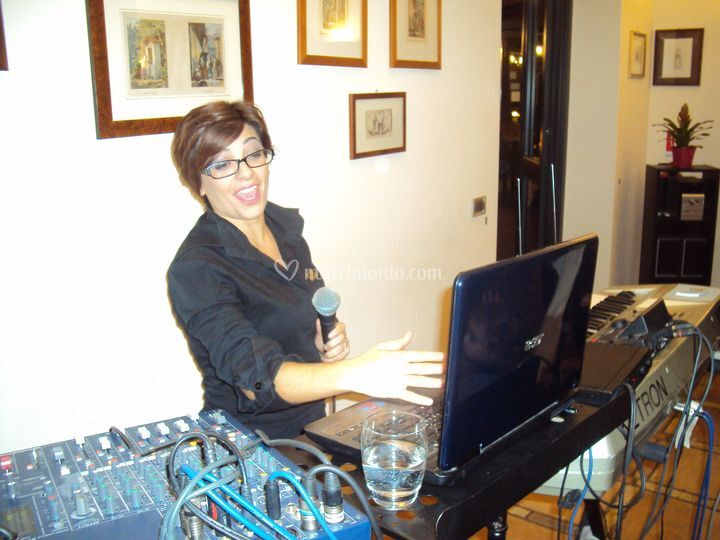 Katia the voice live8
