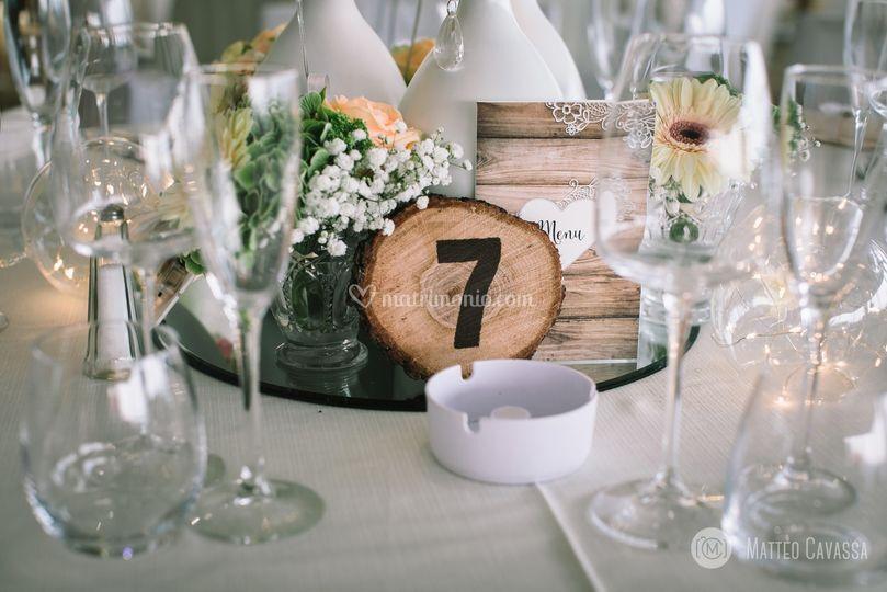 Segna tavolo