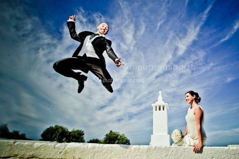 Matrimonio Uomo Ragno : Gasparro fotografia