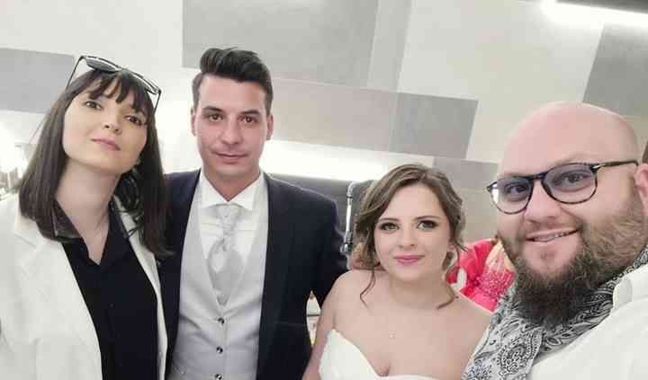 Matrimonio Sala Aprile 2019