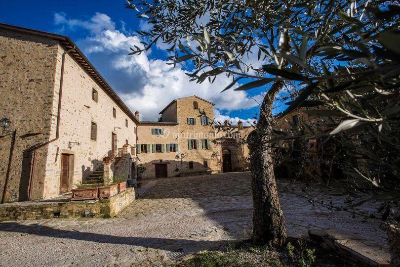 Historical House - entrance