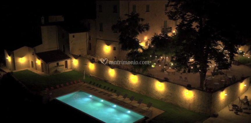 Il Borgo di notte