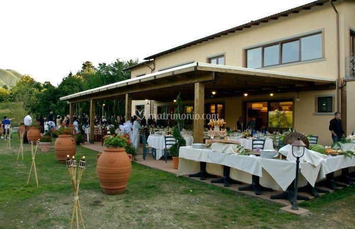 Matrimonio In Agriturismo : Agriturismo borgo biaia
