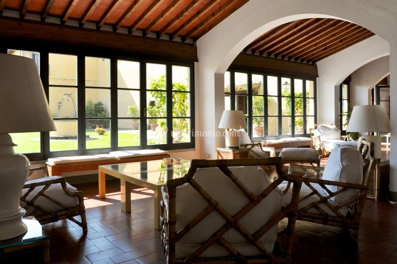 Matrimonio Limonaia Toscana : Villa il cerretino