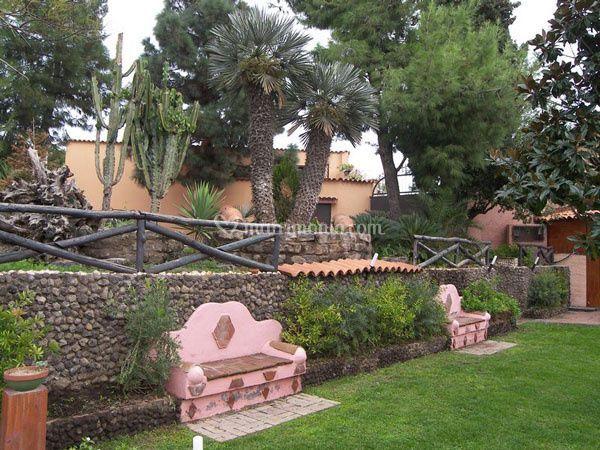 Giardino Villa Elena