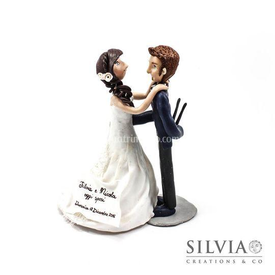 Cake topper nozze