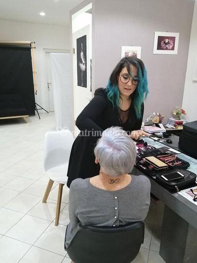 Make up mamma sposa