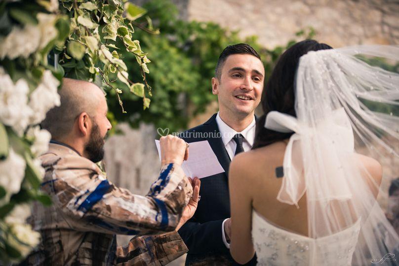 Matrimonio Simbolico Vicenza