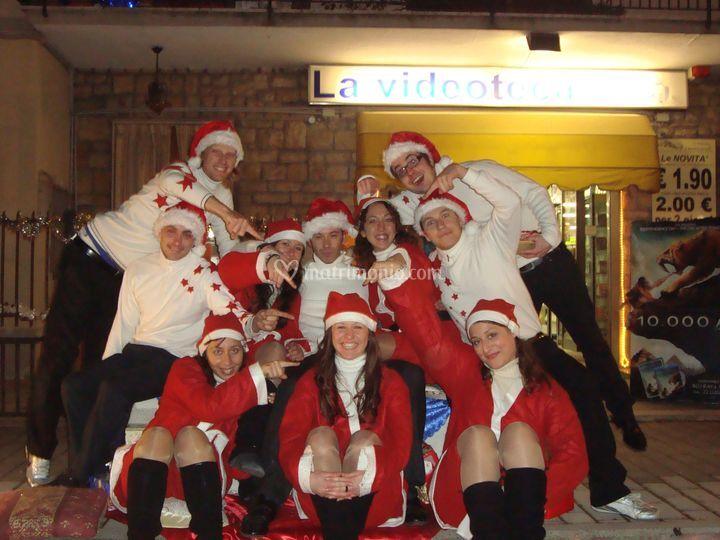 Oompa Loompa feste speciali: animazioni in piazza per Natale, Carnevale.. ma anche momenti speciali...