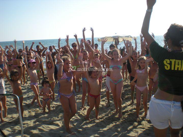 Oompa Loompa estate: balli di gruppo, fitness e giochi per grandi e piccoli!