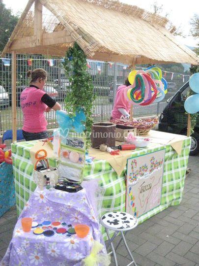 Oompa Loompa feste in piazza: tante attività adatte all'occasione!