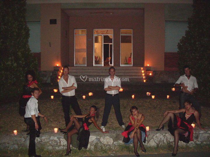 Oompa Loompa spettacolo: ballerini, cantanti, musica, giochi, per le tue serate a tema!