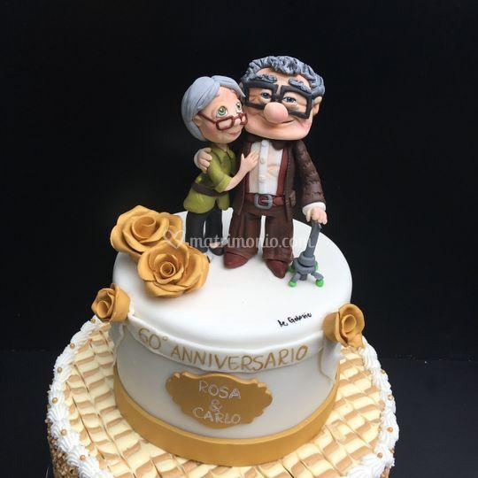 Sweet Age Wedding Cake