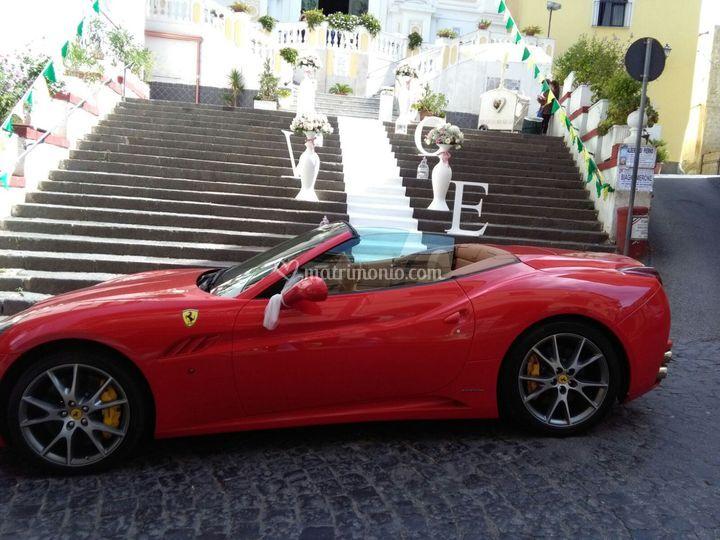 Matrimonio In Ferrari : Wedding in ferrari california di noleggi di lusso foto