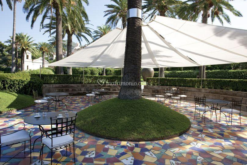 Grand Hotel Angiolieri - Esterni