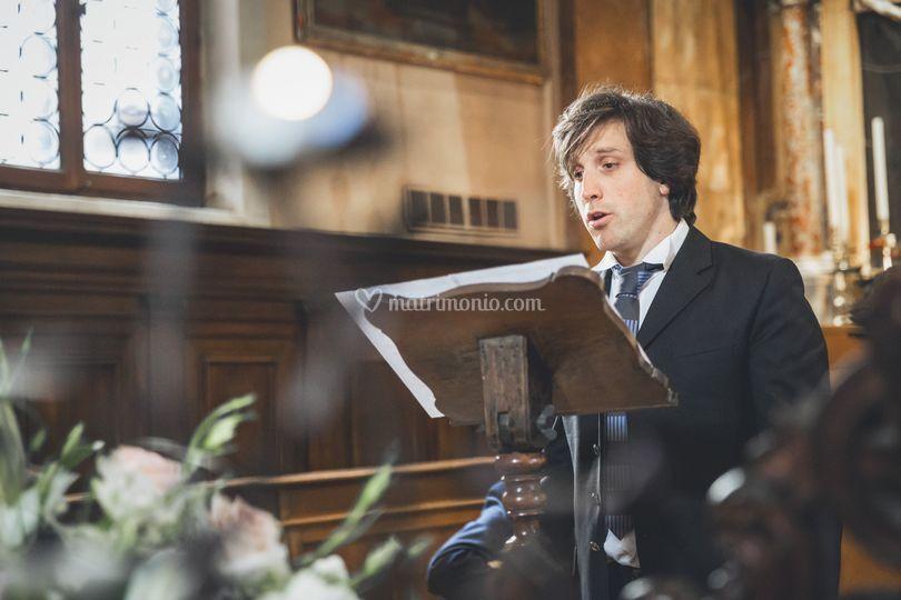 Claudio Civiero - Tenore