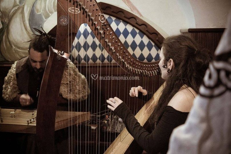 Anna Cefalo - Arpa celtica e voce