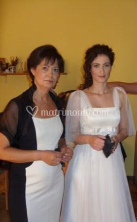 Trucco e parrucco mamma e figlia
