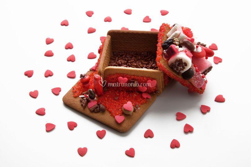 Carmel box San valentino