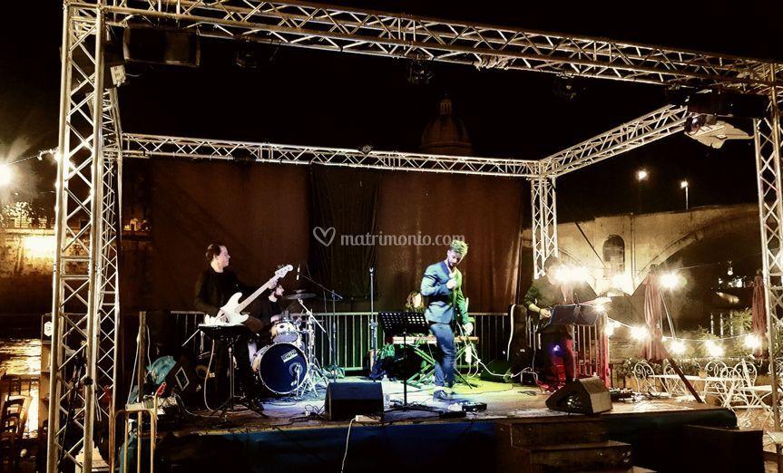 Fp Band Live