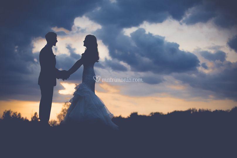 Sposi crepuscolo