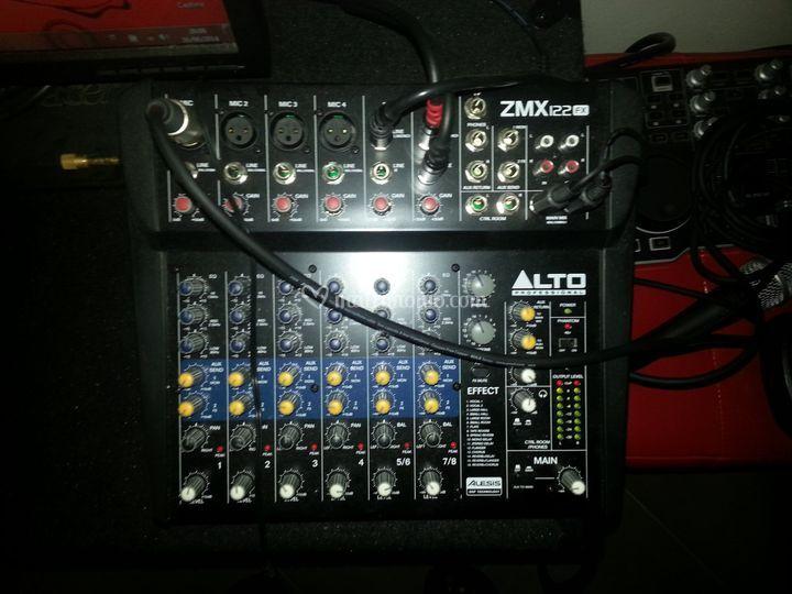 Il mixer