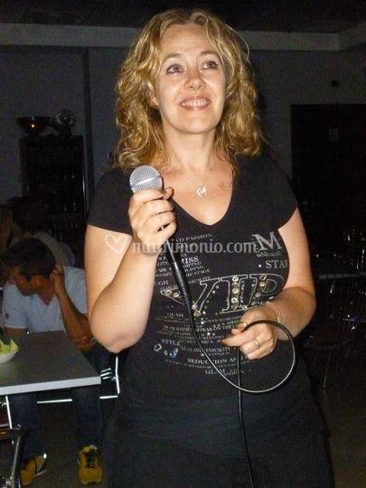 Cantando in un bar