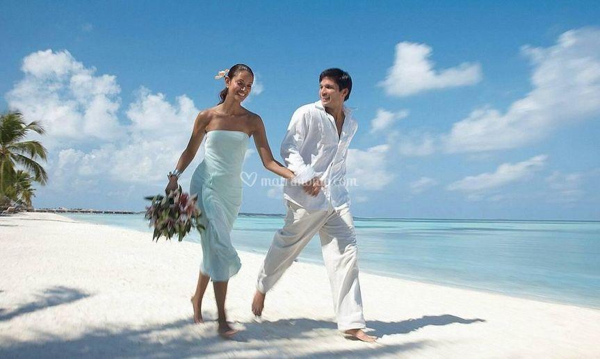 Matrimonio Sulla Spiaggia Economico : Alimania viaggi